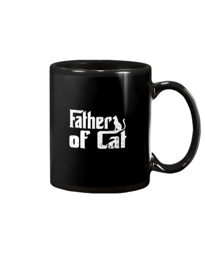 Father of Cats - Funny Cat Lover Dad