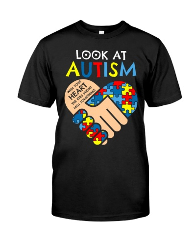 Look At Autism With Your Heart