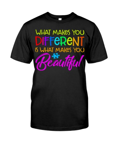 Autism - What Make You Different Beautiful