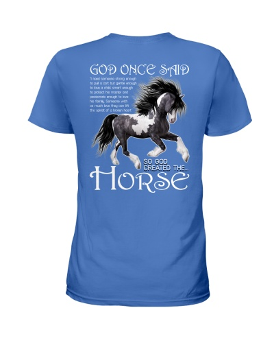 I Just Really Like Horse