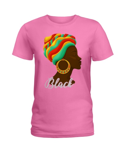 Headwrap Style Afro Black Woman Gifts for Women