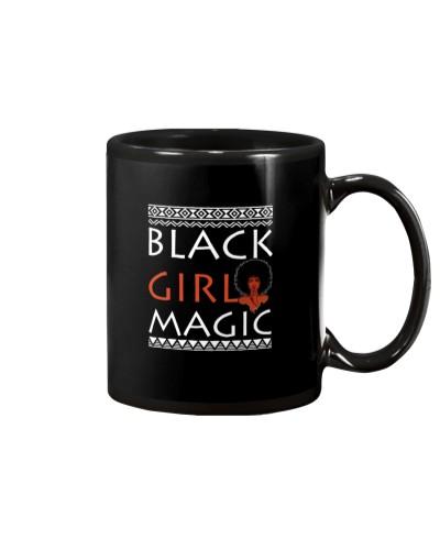 Black girl magic Melanin Pride Girly
