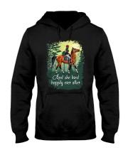 I Just Really Like Horse  Hooded Sweatshirt thumbnail