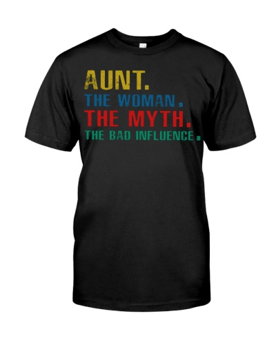 Aunt the woman the myth the bad influence Vintage