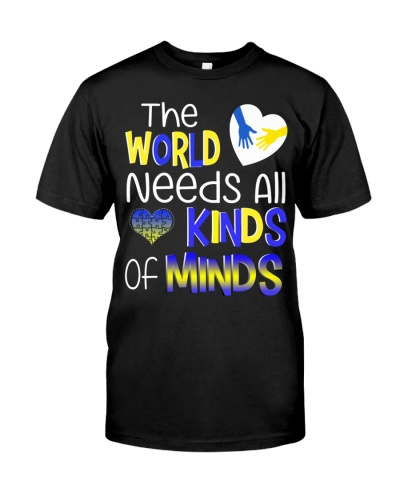The world needs all kinds of minds down syndrome