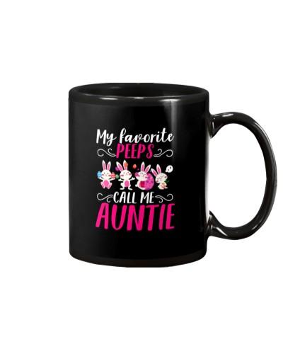 My Favorite Peeps Call Me Auntie