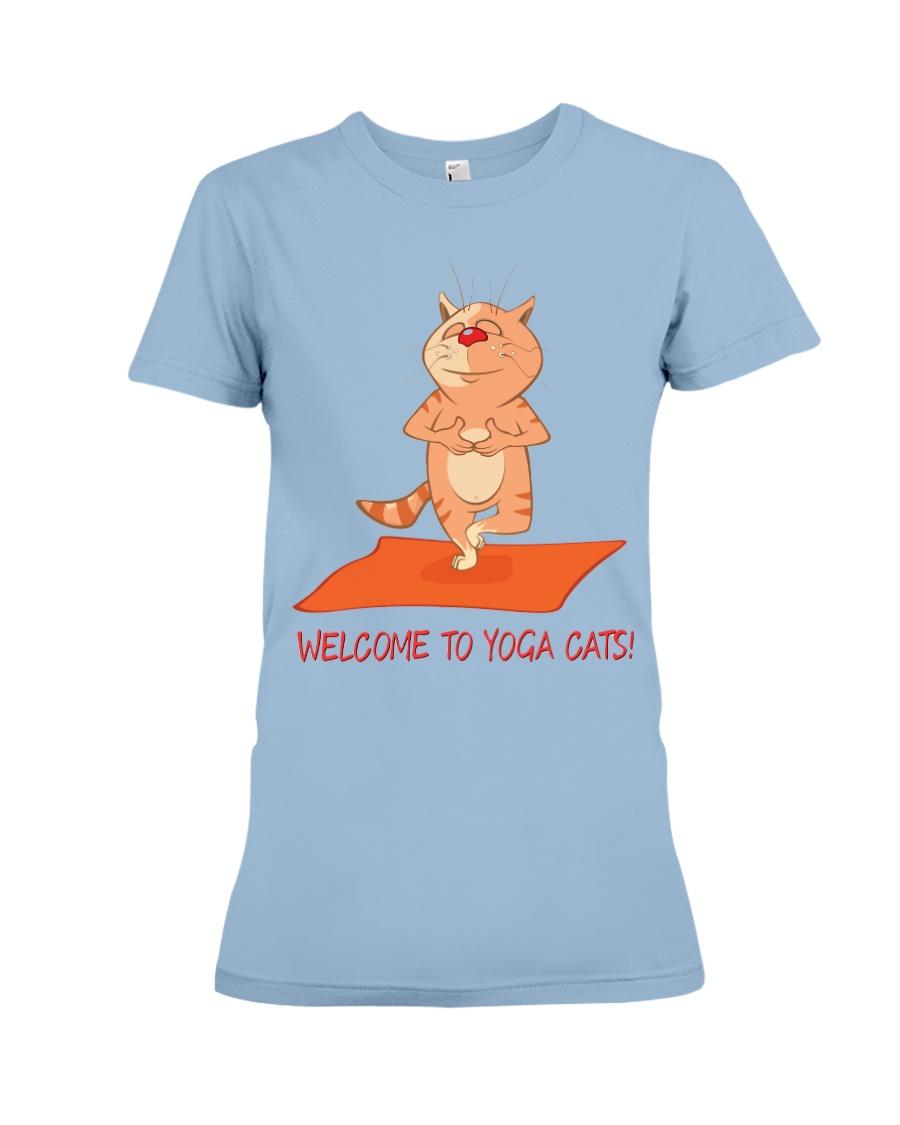 Awaiting a present mood- T-Shirt Premium Fit Ladies Tee