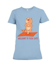 Awaiting a present mood- T-Shirt Premium Fit Ladies Tee front