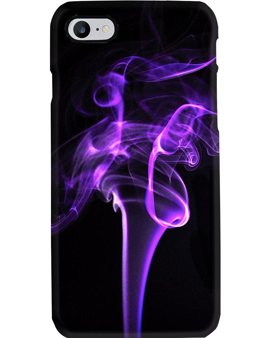 Purple Smoke Phone Case Phone Case