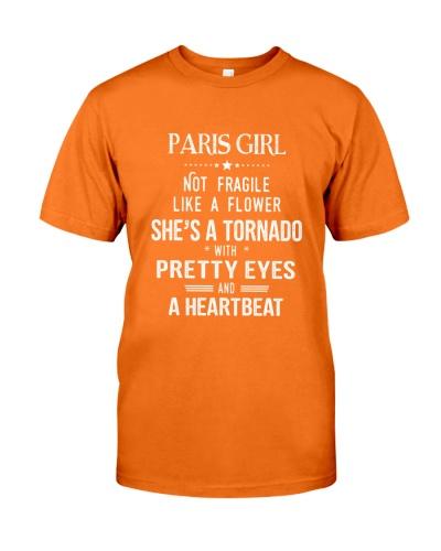 Paris girl tornado