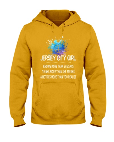 Jersey City girl knows more than