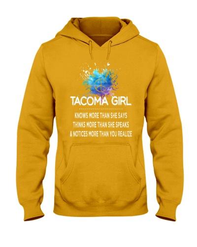 Tacoma girl knows more than
