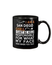 San Diego girl  i cant be held for Mug thumbnail