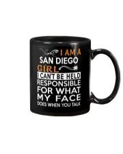 San Diego girl  i cant be held for Mug thumbnail