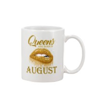 QUEENS ARE BORN IN August Mug thumbnail