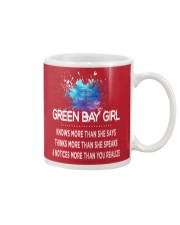 Green Bay girl knows more than Mug thumbnail