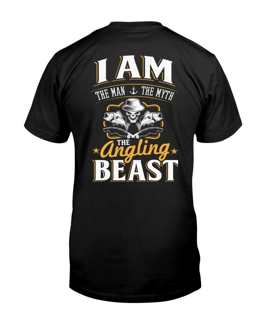 The Angling Beast Classic T-Shirt