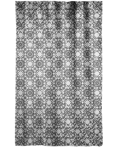 Cool Grey Abstract Pattern Design