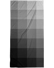 White Grey Black and More Premium Beach Towel thumbnail