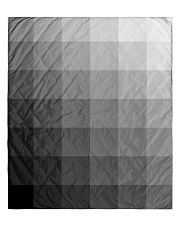 """White Grey Black and More Quilt 60""""x70"""" - Twin thumbnail"""