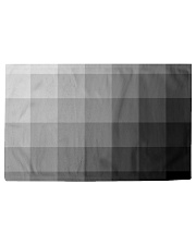 White Grey Black and More Woven Rug - 6' x 4' thumbnail