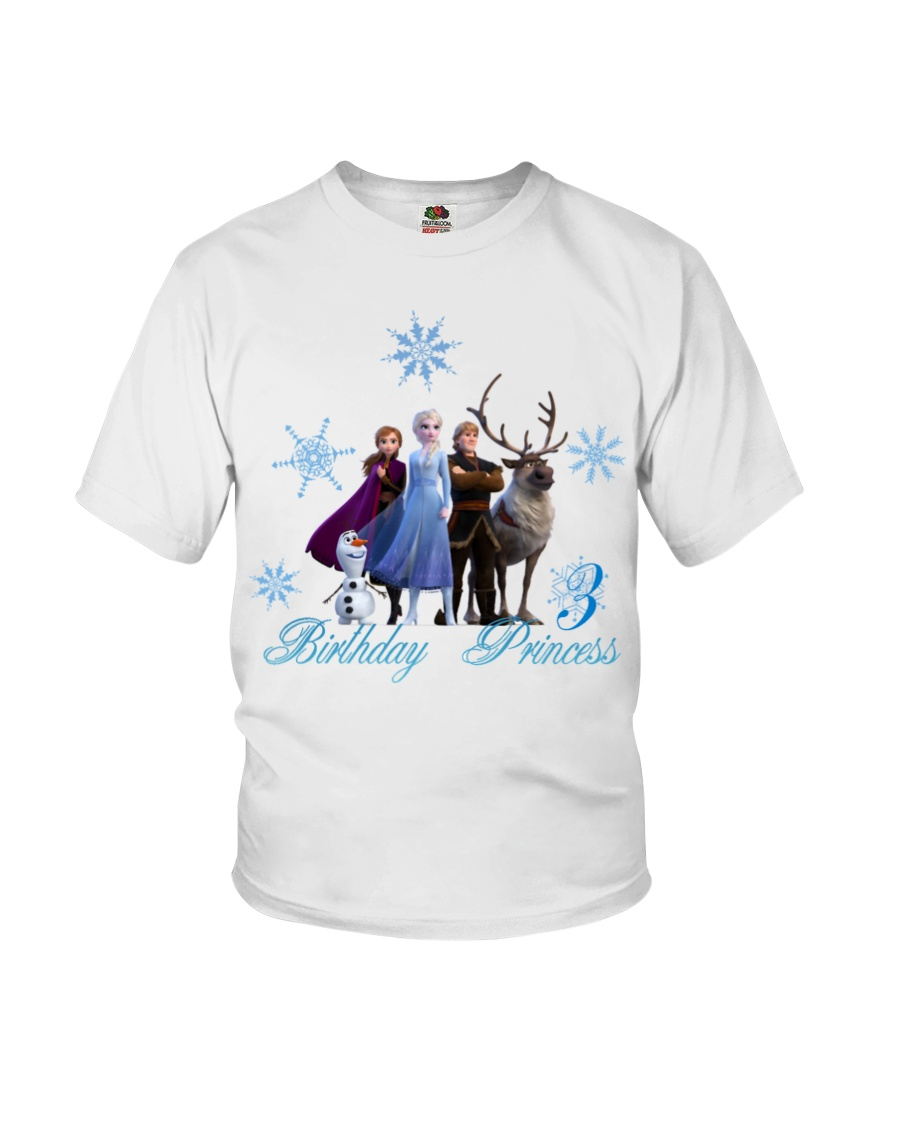 Birthday Princess Youth T-Shirt