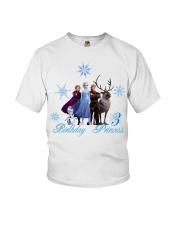 Birthday Princess Youth T-Shirt front