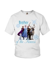 Brother of the princess Youth T-Shirt front