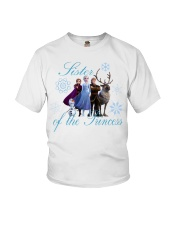Sister of the princess Youth T-Shirt front