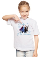 Sister of the princess Youth T-Shirt lifestyle-youth-tshirt-front-2