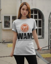 We Are Music  Classic T-Shirt apparel-classic-tshirt-lifestyle-19