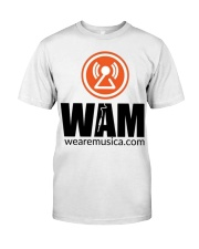 We Are Music  Classic T-Shirt front