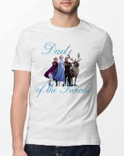 Dad of the Princess Classic T-Shirt lifestyle-mens-crewneck-front-13