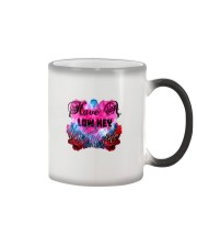 Lowkeyheart Color Changing Mug color-changing-right