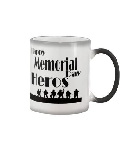 Mug memorial day