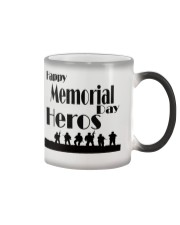 Mug memorial day Color Changing Mug color-changing-right