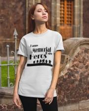 memorial day Classic T-Shirt apparel-classic-tshirt-lifestyle-06