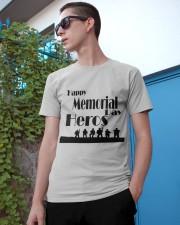 memorial day Classic T-Shirt apparel-classic-tshirt-lifestyle-17