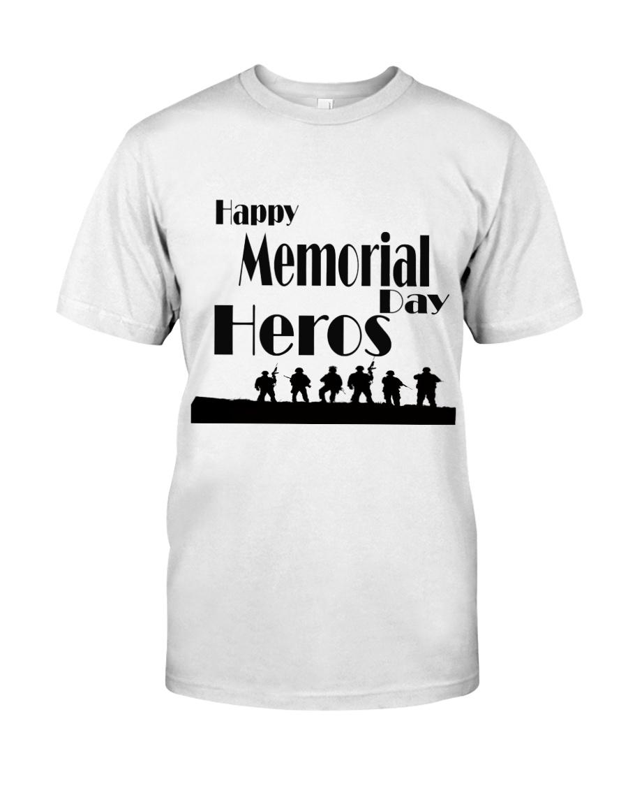 memorial day Classic T-Shirt