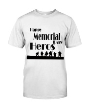 memorial day Classic T-Shirt front