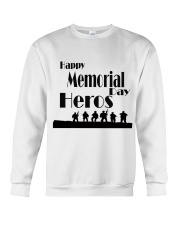 memorial day Crewneck Sweatshirt thumbnail