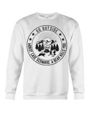 GRE GO OUTSIDE Crewneck Sweatshirt thumbnail