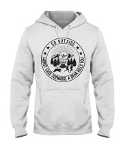 GRE GO OUTSIDE Hooded Sweatshirt thumbnail