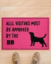 """Dog Doormat Doormat 34"""" x 23"""" aos-doormat-34-x-23-lifestyle-front-02"""