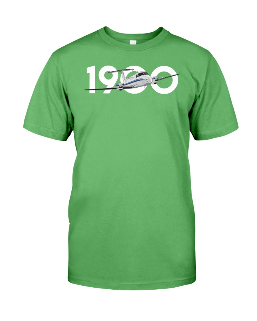 The 1900 'Hundo' Premium Fit Mens Tee