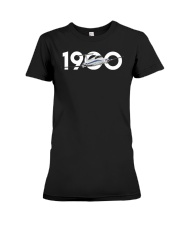 The 1900 'Hundo' Premium Fit Ladies Tee thumbnail
