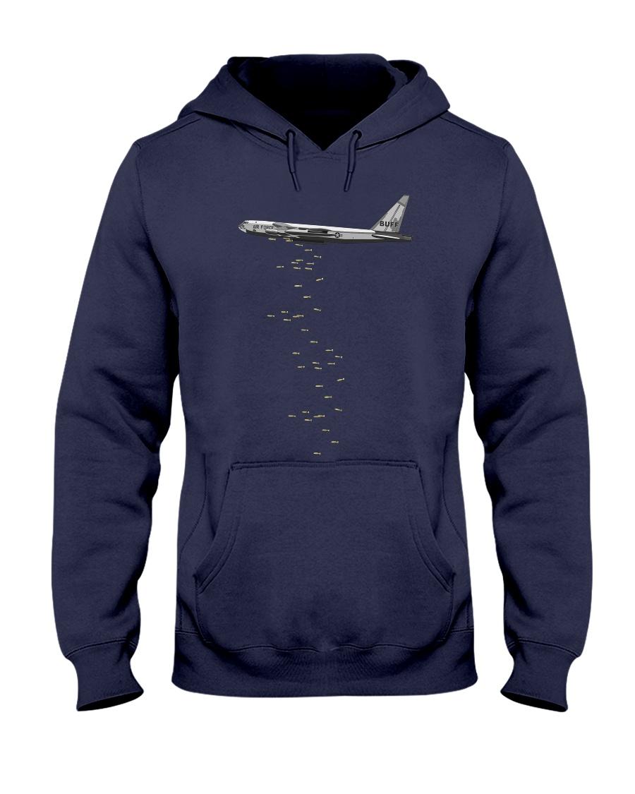 B52 'BUFF' Hooded Sweatshirt