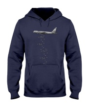 B52 'BUFF' Hooded Sweatshirt front