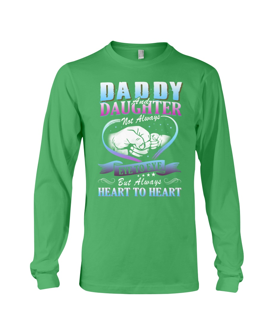 Daddy and Daughter Shirts Long Sleeve Tee