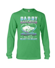 Daddy and Daughter Shirts Long Sleeve Tee front